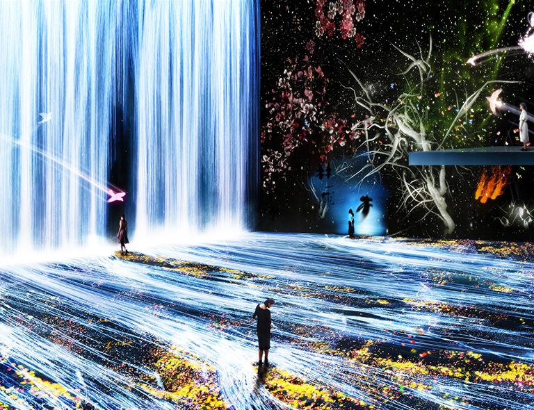 teamlab exhibition