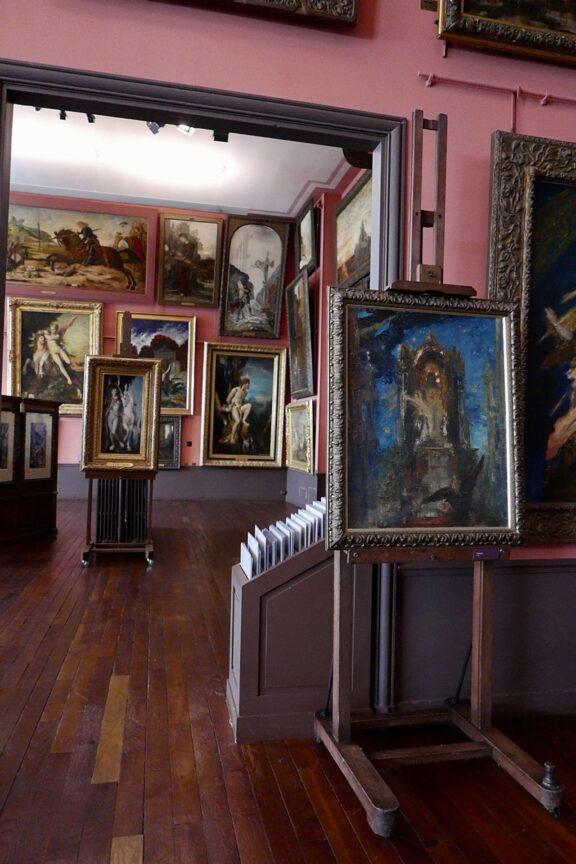 Gustave Moreau house