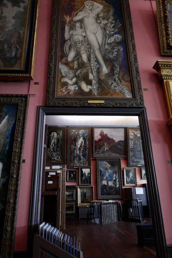 Gustave Moreau Paris