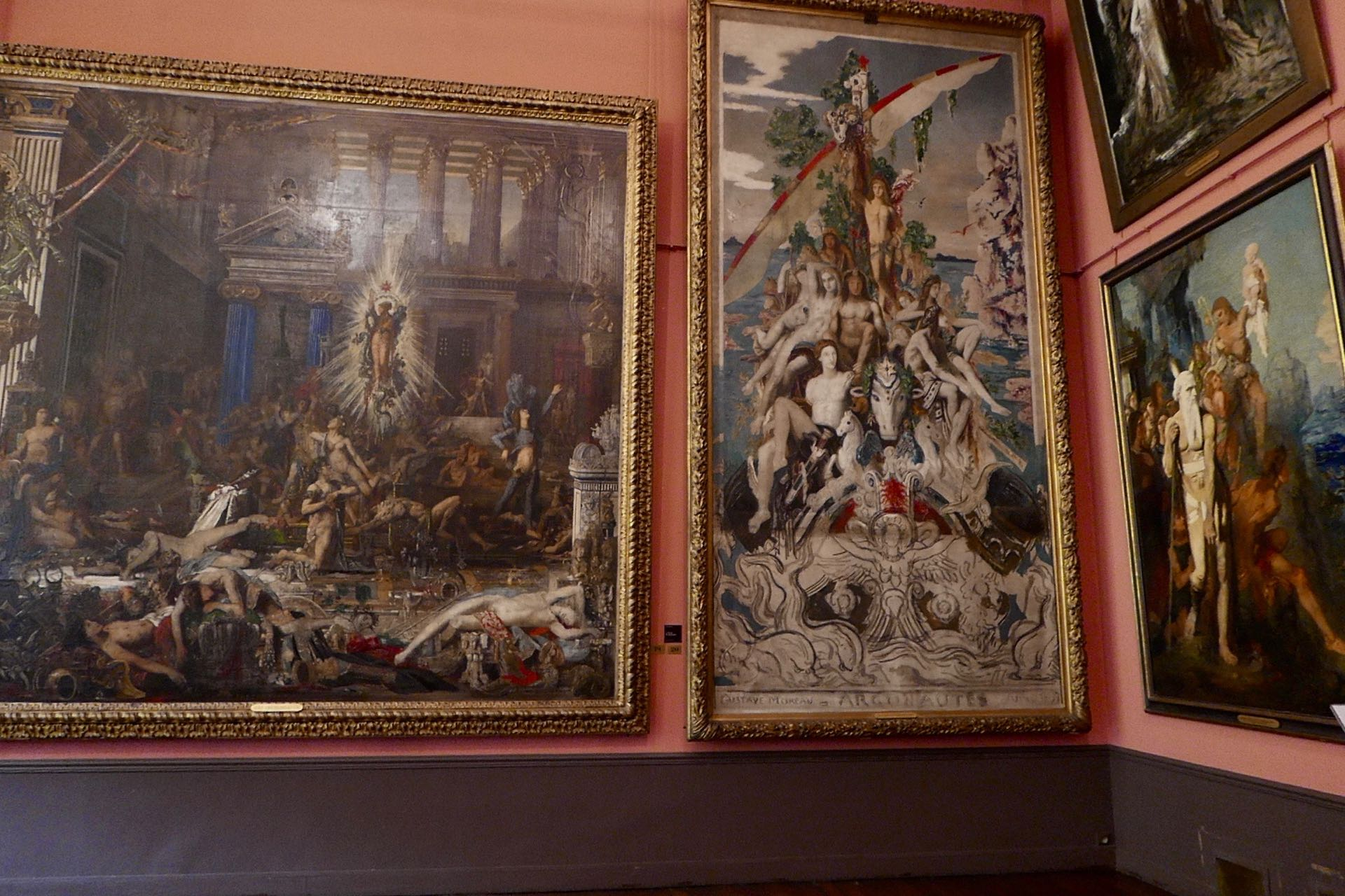 Gustave Moreau painting