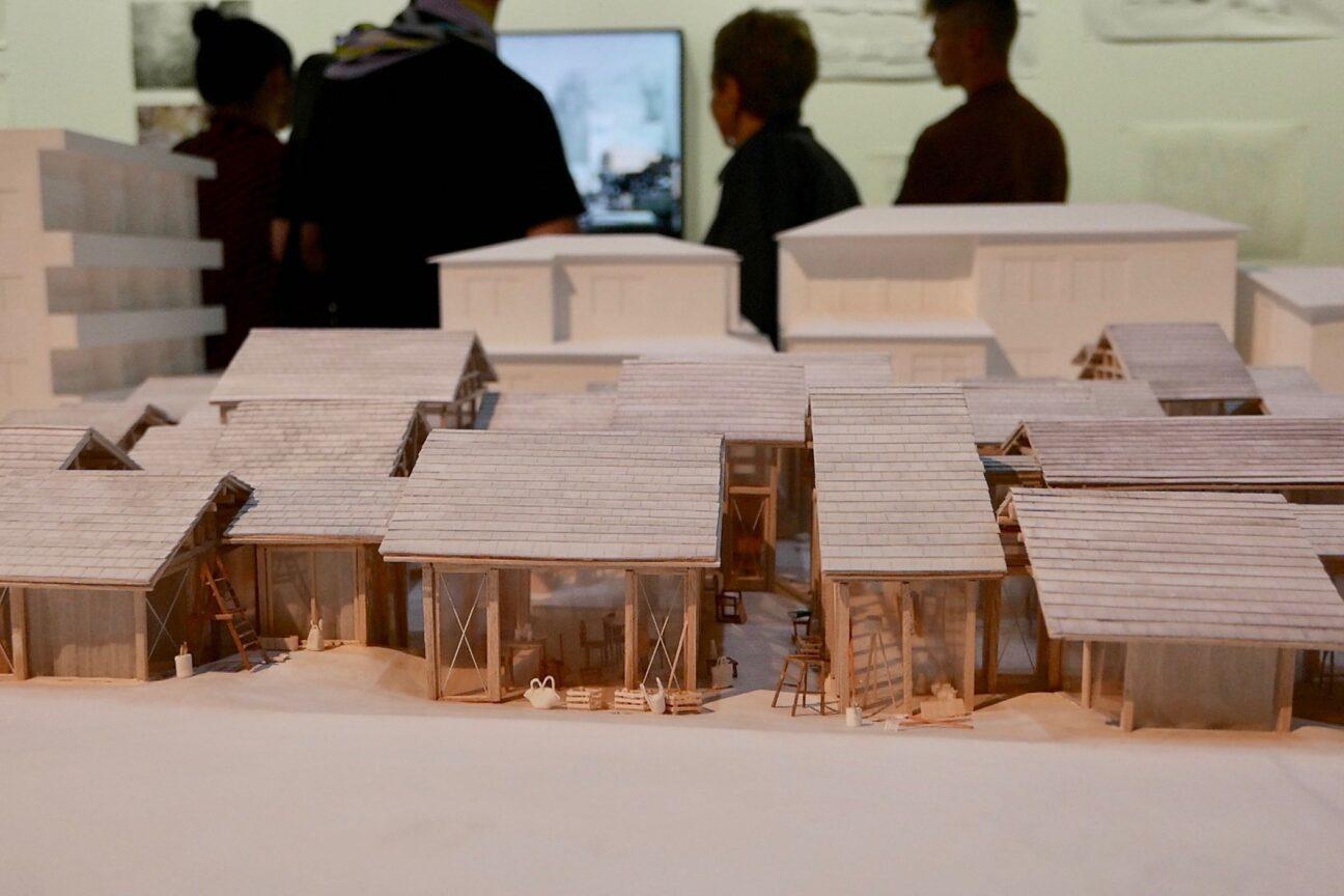 Junya Ishigami exhibition