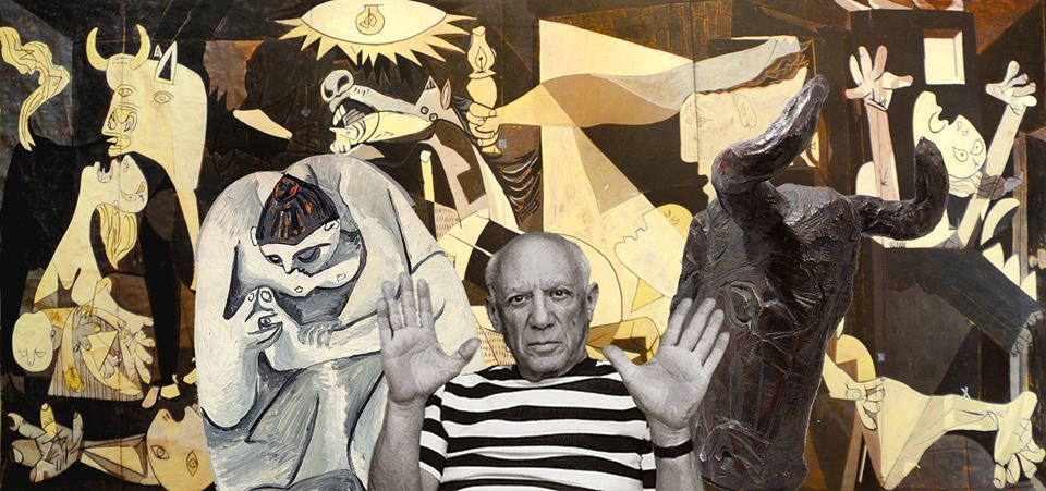 picasso exhibition