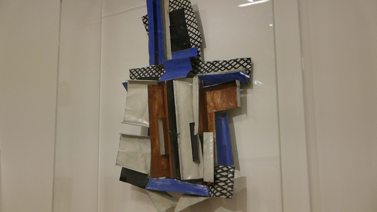 cubism sculpture