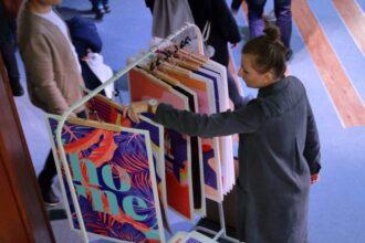 poster trade fair