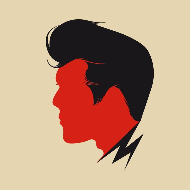 David Bowie party