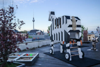 rooftop playground berlin