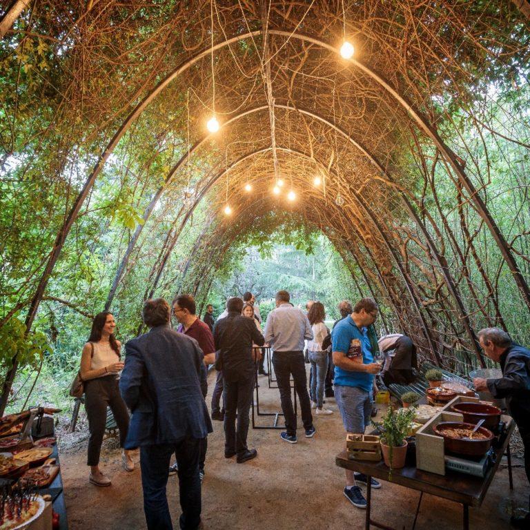 Jardins Pedralbes Festival Barcelona