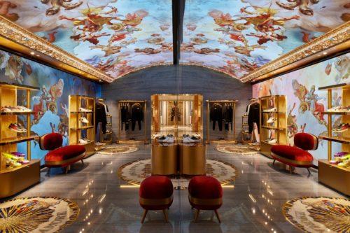 Dolce and Gabbana Rome