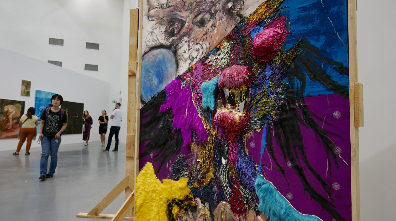 exhibition devoted to women