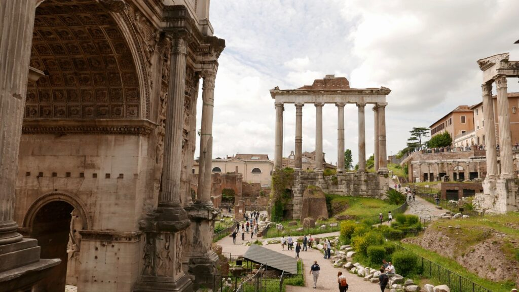 beautiful Rome