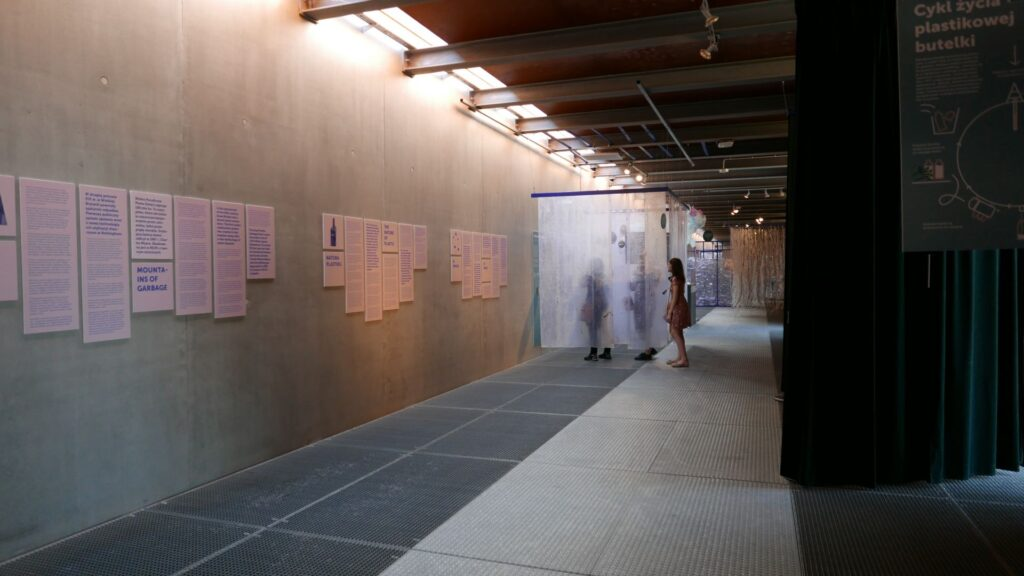 Littered Exhibition