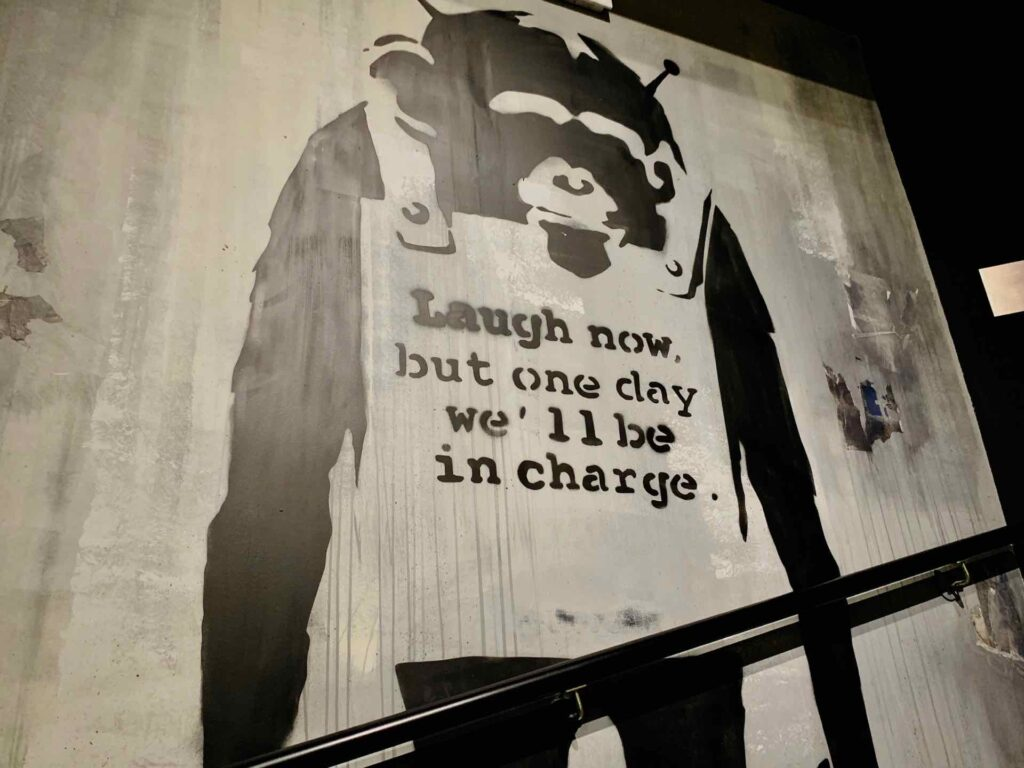 World of Banksy