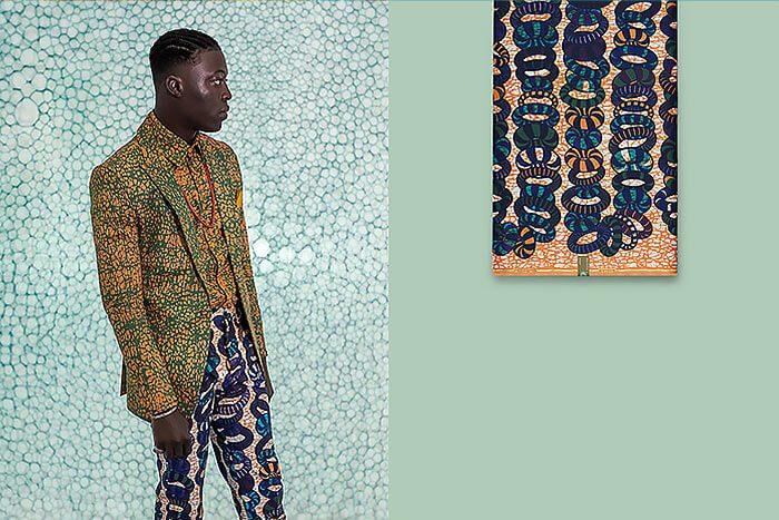 african textile design