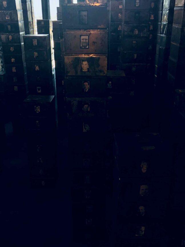 christian boltanski centre pompidou