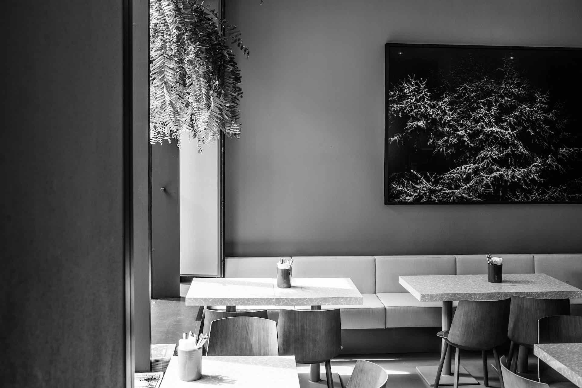 berlin black white