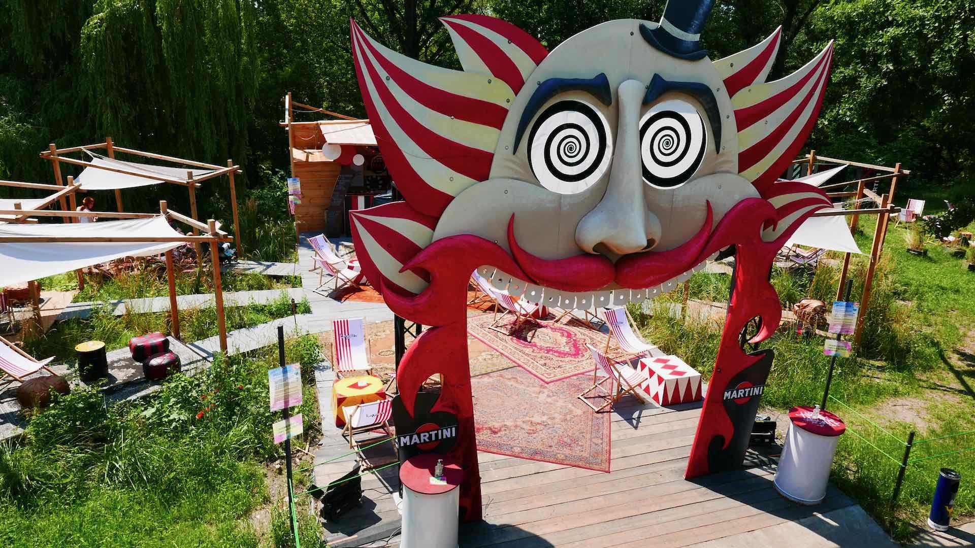 lunapark warszawa