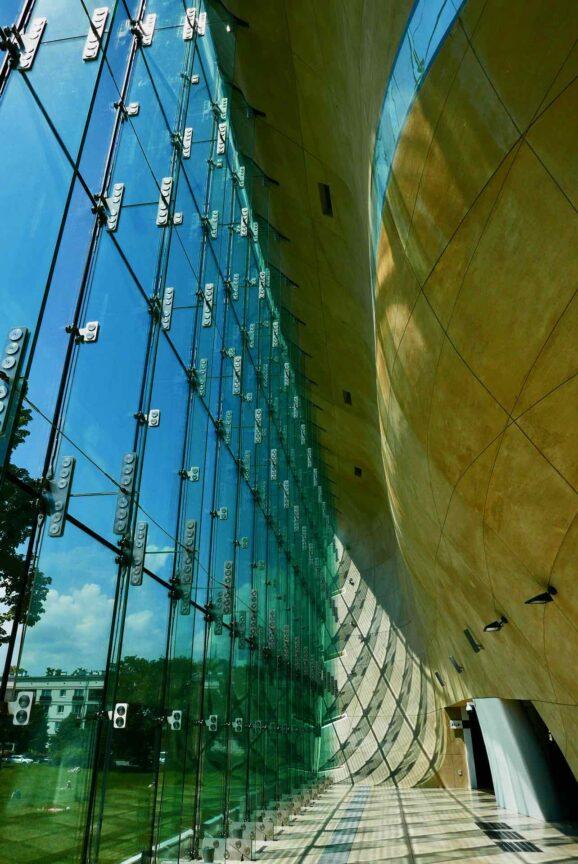 polin museum warsaw