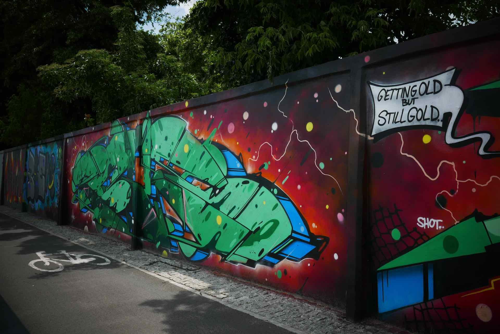 urban art Warsaw