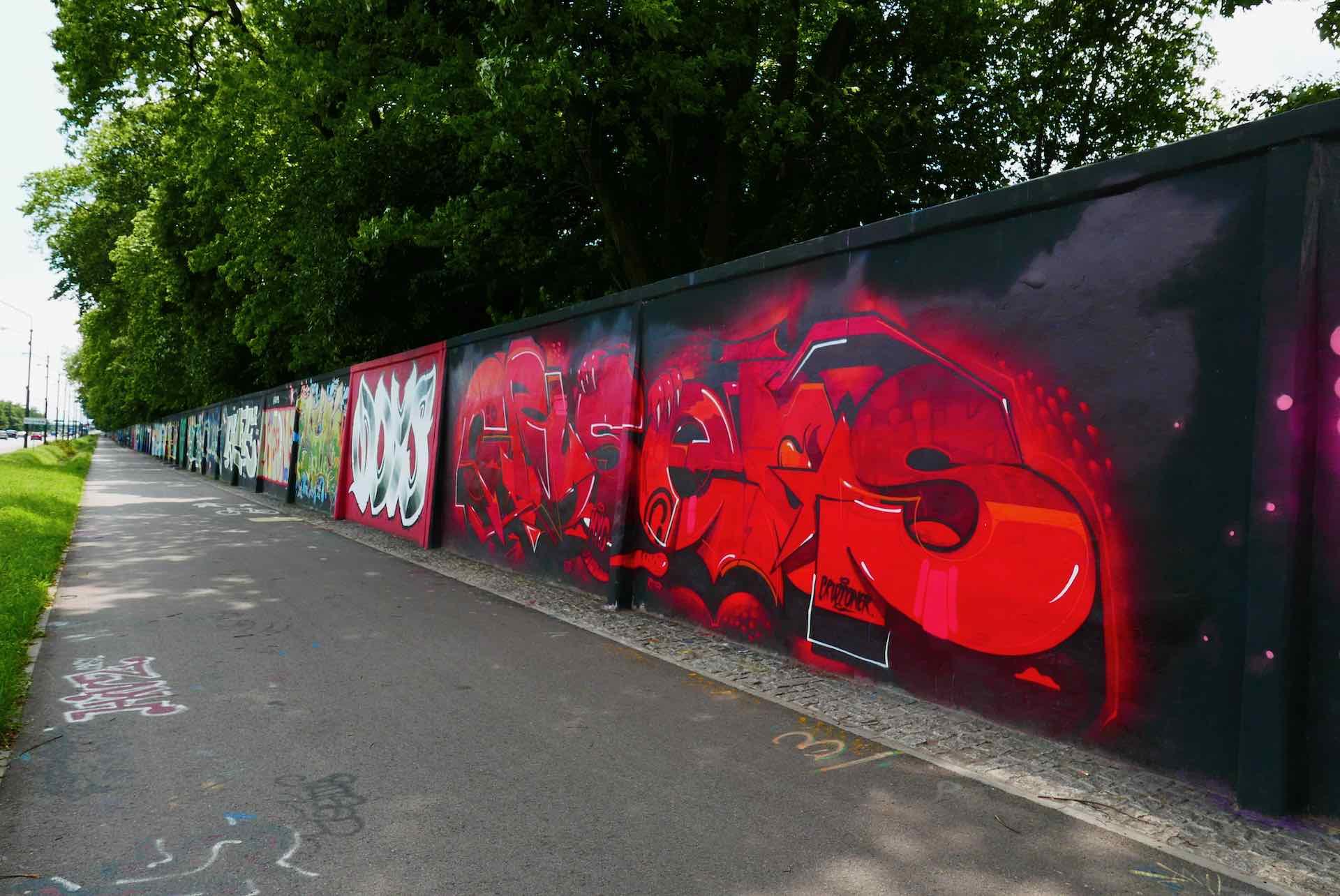 Street art Warsaw