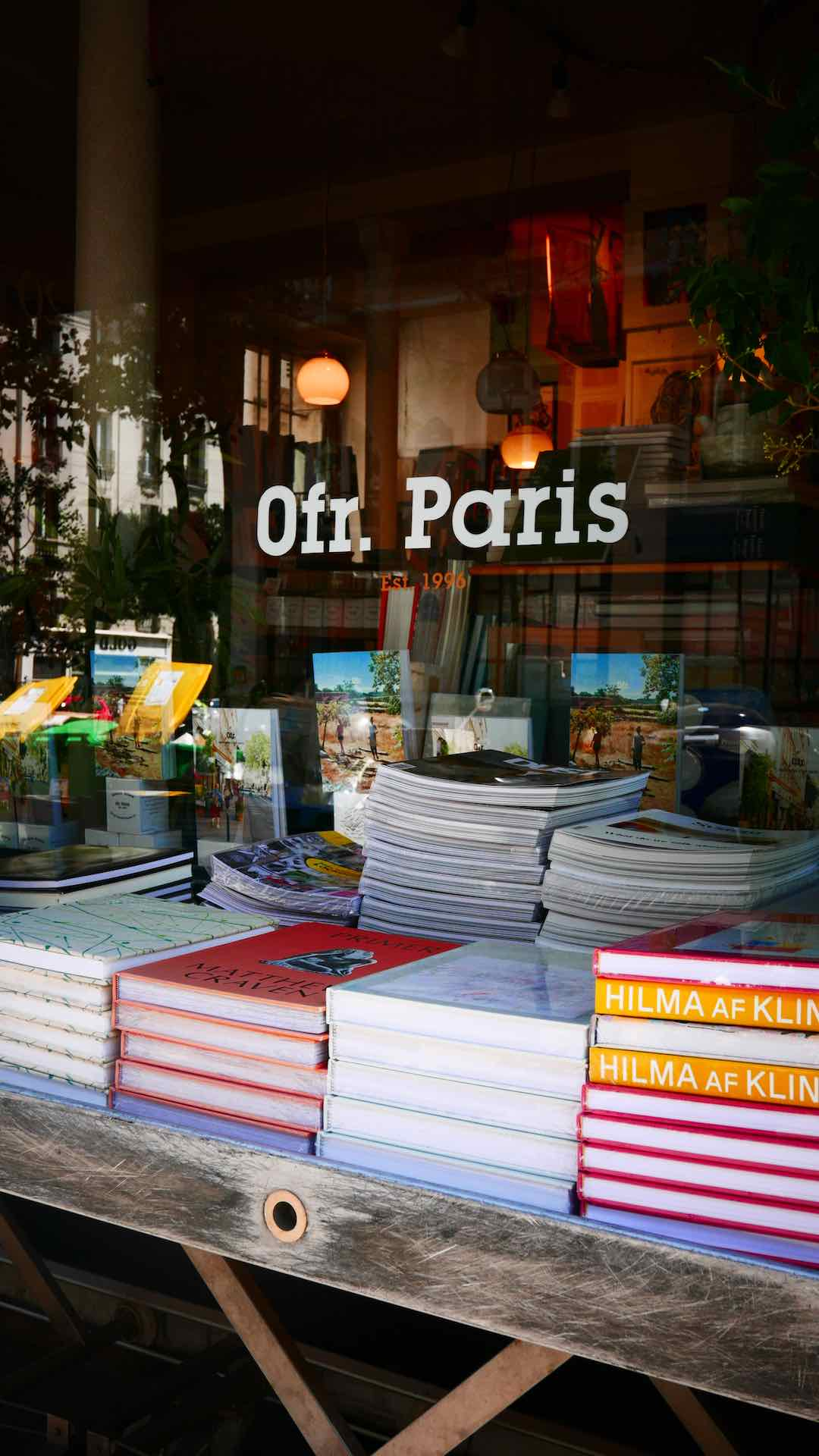 ofr bookstore paris