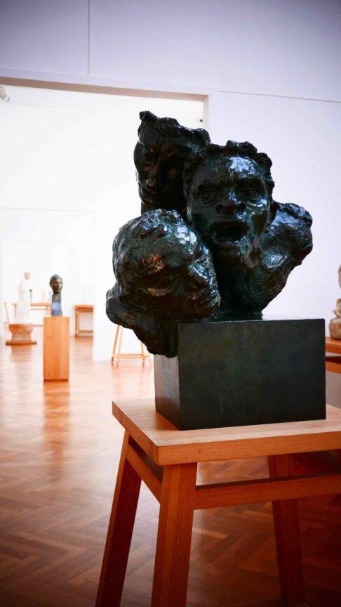 sculpture paris