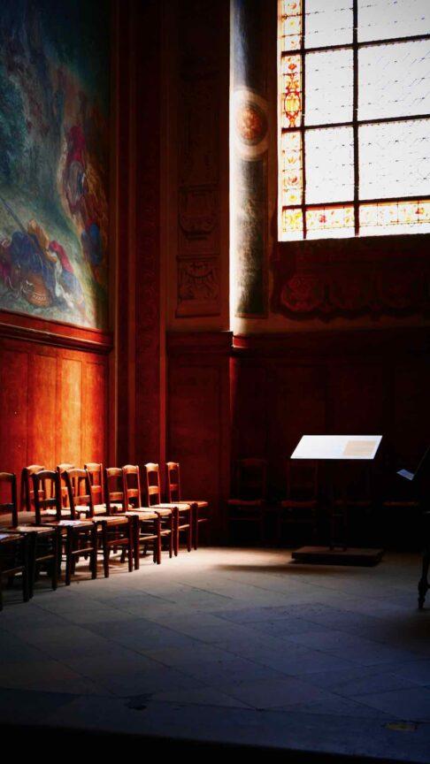the church of saint sulpice paris