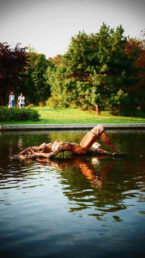 sculpture park brodno