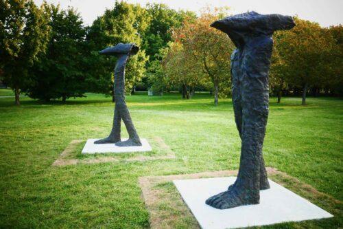 sculpture park magdalena abakanowicz