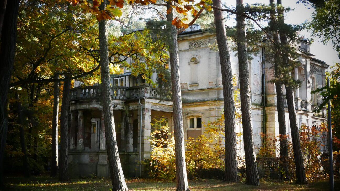 konstancin breathtaking villas