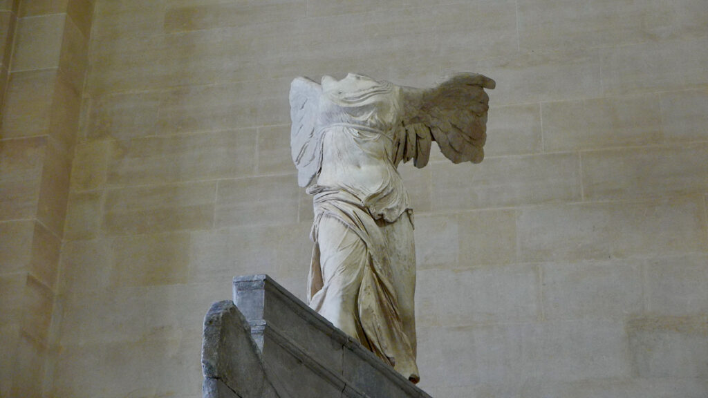 louvre collection for free